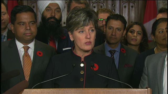 Canada pledges $35M to help Bangladesh aid women, girls amid Rohingya refugee influx