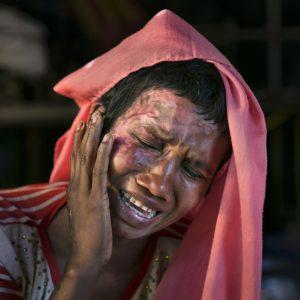 Rohingya rape survivors tell their harrowing stories