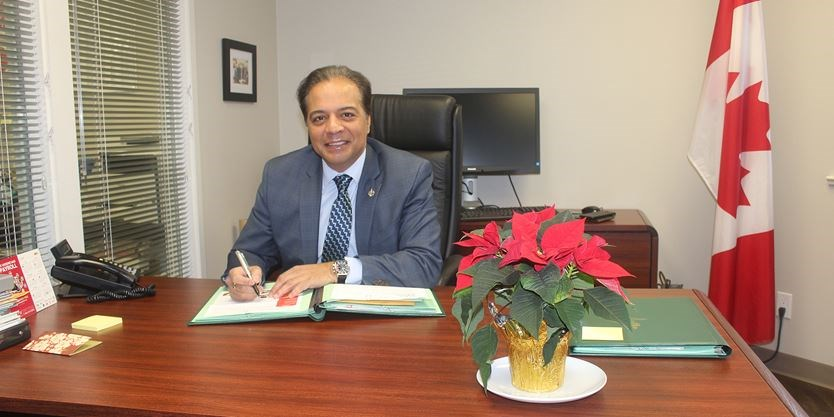 Interview with Raj Saini: MP for Kitchener Center