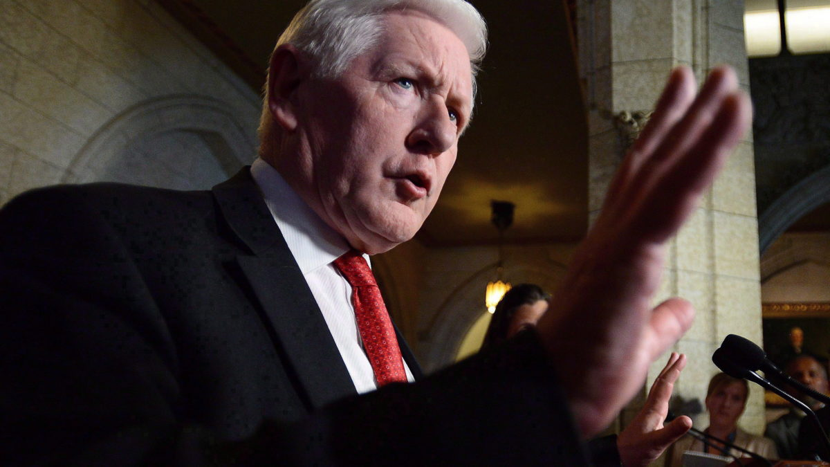 Bob Rae's final report: A glimpse of hope for Rohingya