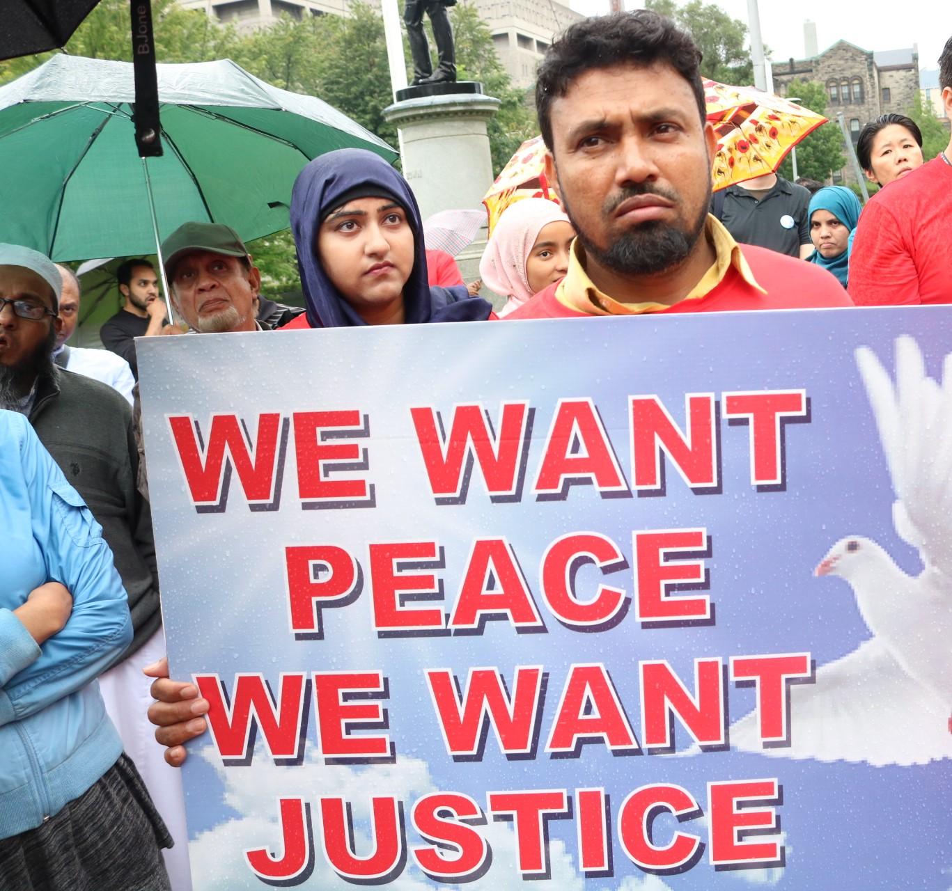 Rohingya see a hope in Canada
