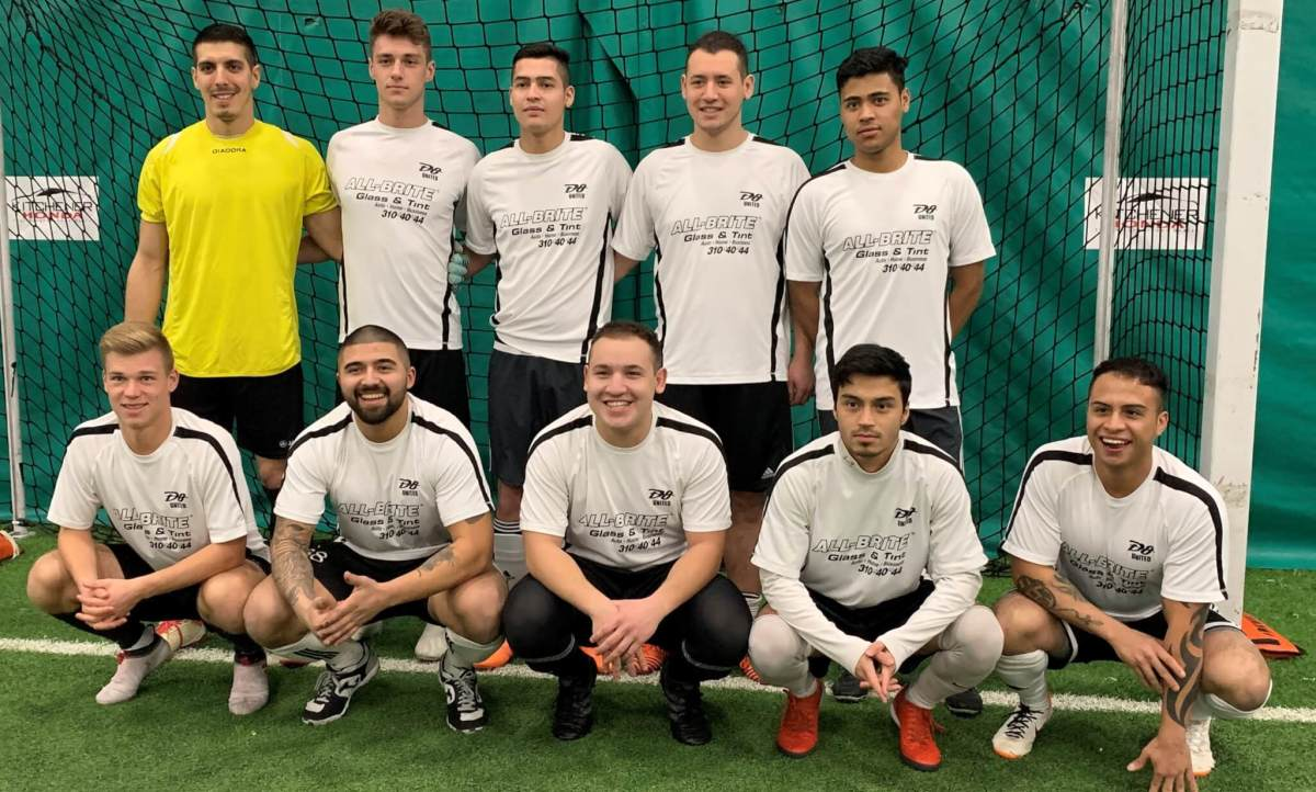 Video: D8 wins the KDSL Indoor Men's League championship